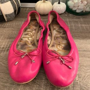 Sam Edelman Felicia flats pink 7